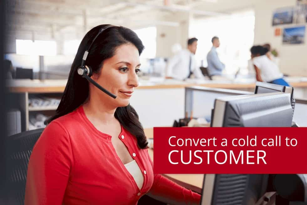 convert a cold call