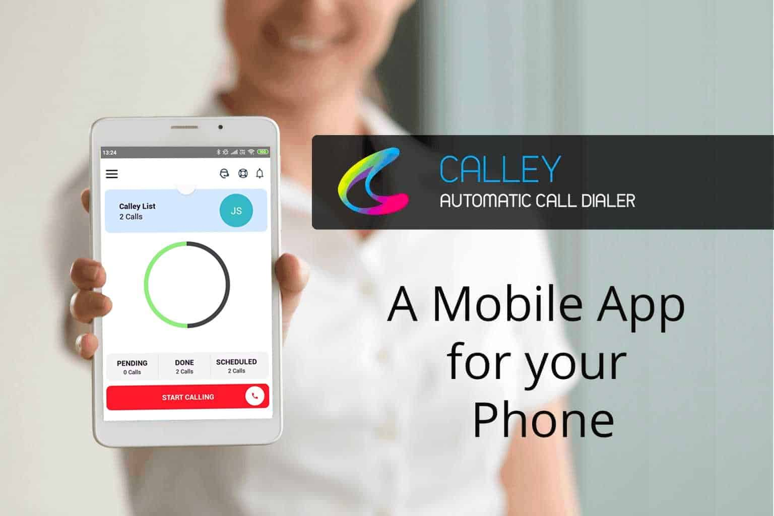 Automatic Call Dialer