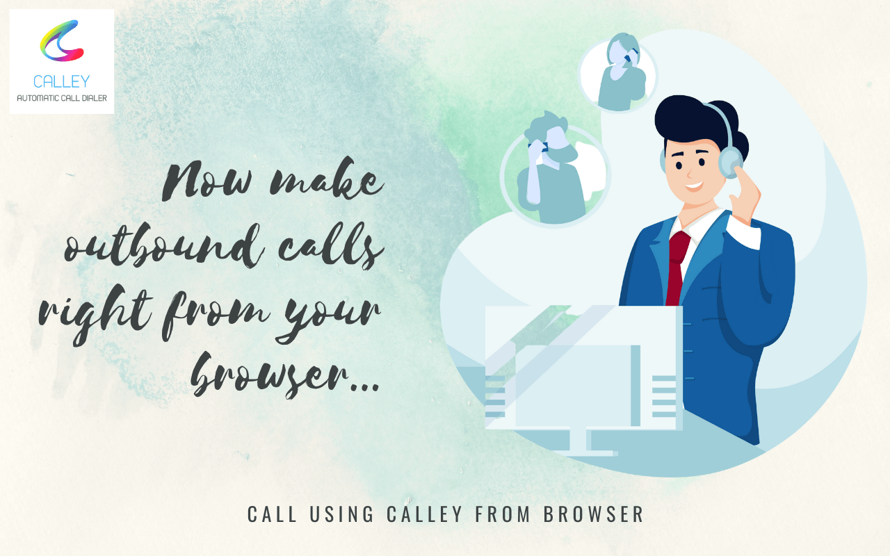 Call using Calley from Browser
